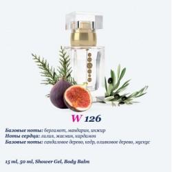 № 126 - Аромат Versace Versense